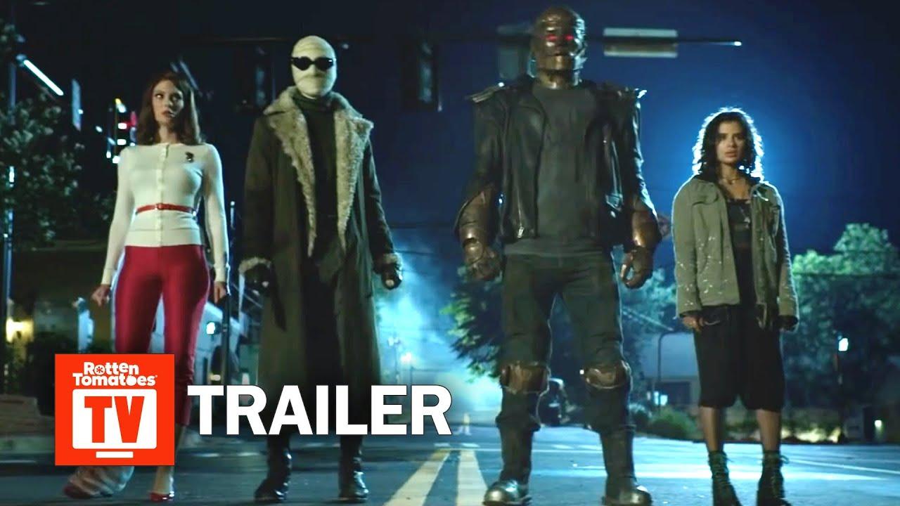 Download Doom Patrol Season 1 Extended Trailer | Rotten Tomatoes TV