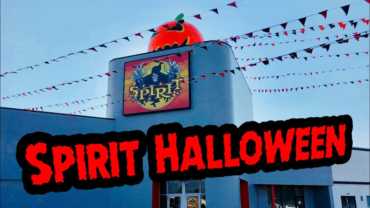 Spirit Halloween Store Hours 2018 | Cartoonview.co
