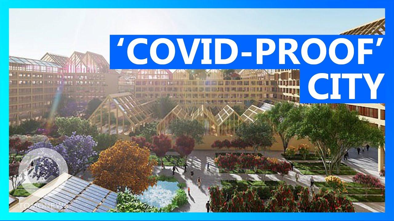 China Building a 'COVID-Ready' City