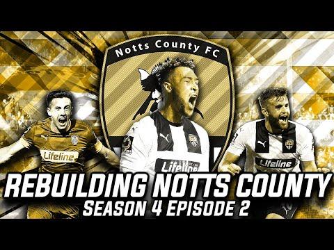 Rebuilding Notts County - S4-E2 Regen Invasion! | Football Manager 2020
