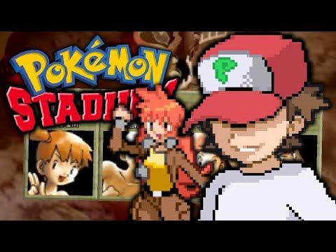 CHEEKS OR FEET!? - Pokemon Stadium w/ Sacred & SilverYume (Part 2)