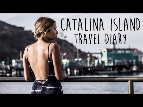 Travel Diary + Lookbook: Catalina Island