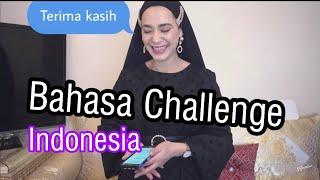 The Language Challenge / INDONESIA / تحدي اللغات معي / اللغة الاندونيسية