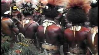 Papua New Guinea -  Goroka Sing-Sing #5 - Travel Video