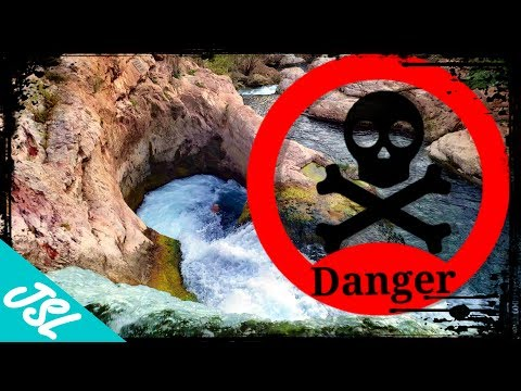 WARNING!☠️🚫 Fossil Creek Toilet Bowl - DO NOT DO THIS!