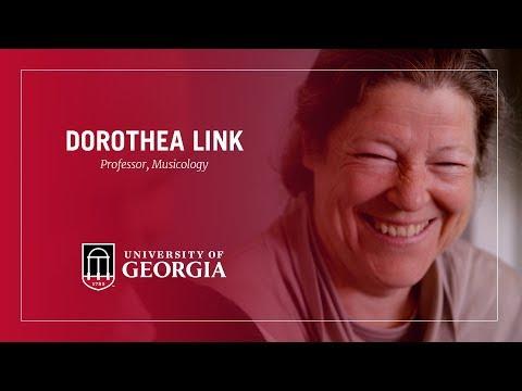 2018 Distinguished Research Professor - Dorothea Link