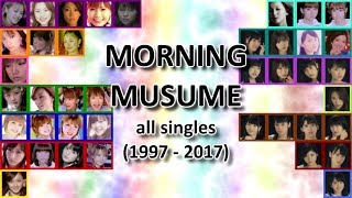 [モーニング娘。20年記念] Morning Musume 20th Anniversary: All Singles (1997 - 2017)