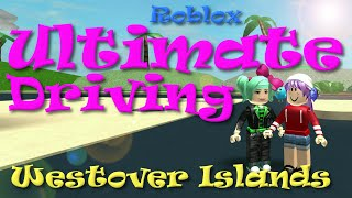 ROBLOX | Ultimate Driving Westover Islands | RadioJH Games | SallyGreenGamer