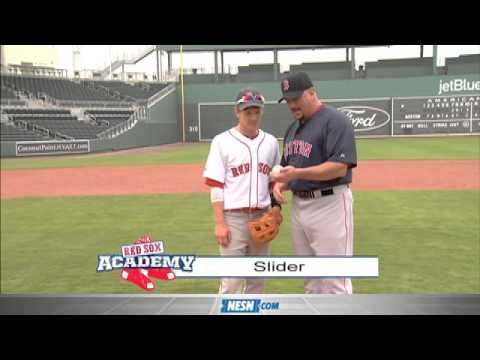 Red Sox Academy -- Slider
