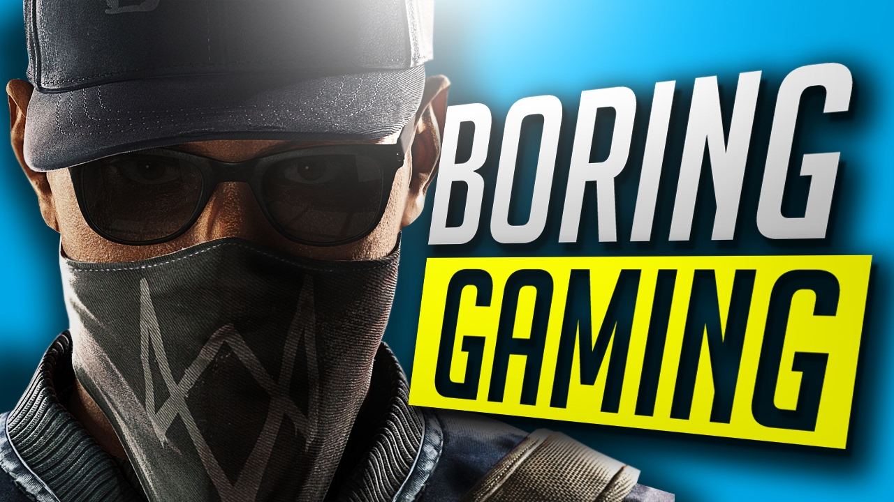 The Future of Gaming is BORING – Here's Why