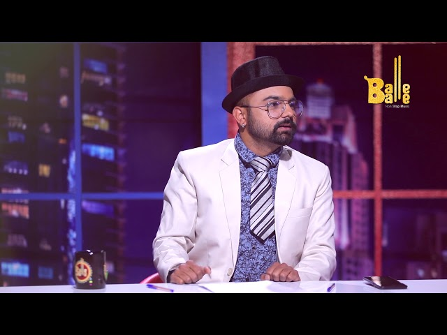 Khorupanti News with Lakha Ft. Wamiqa Gabbi || Balle Balle TV || Promo