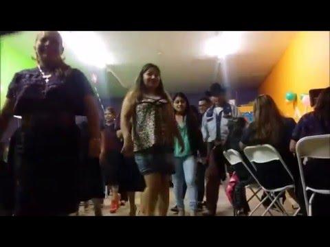 Baile En Vivo En,Oakland CA, (Todos Santos Cuchumatan)2016.Marimba