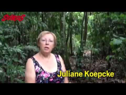 Juliane Koepcke conversa con Somos - trabajo científico