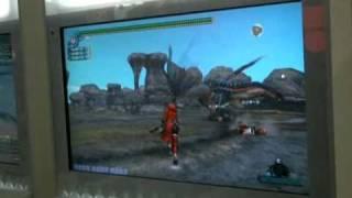 Gameplay Monster Hunter Frontier Online