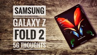 I Returned the Note 20 Ultra And Bought The Galaxy Z Fold 2 - 2 Weeks Later Thoughts