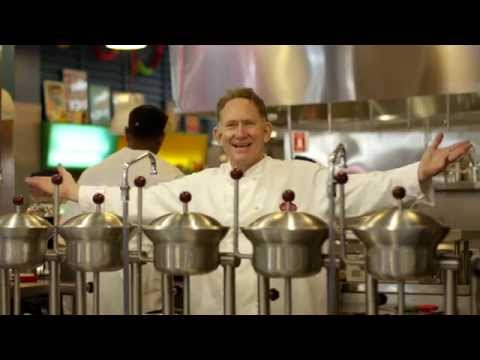 Bombo Foods by Chef Mark Peel in Grand Central Market