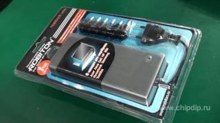 видео Блок питания для ноутбука Gateway