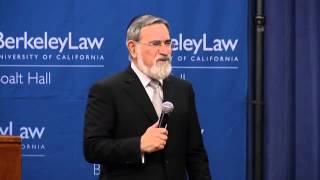 The Future of Judaism with Chief Rabbi Lord Jonathan Sacks