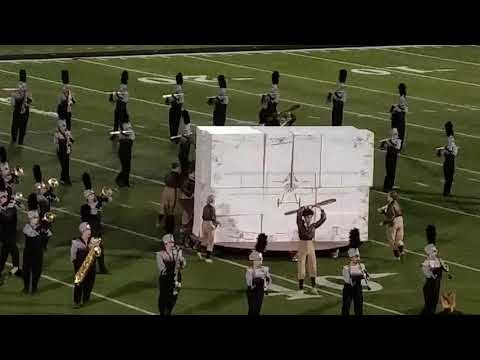 Sounds of Springtown marching contest [Springtown High School]