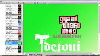 how change picture loading gta san with txd workshop