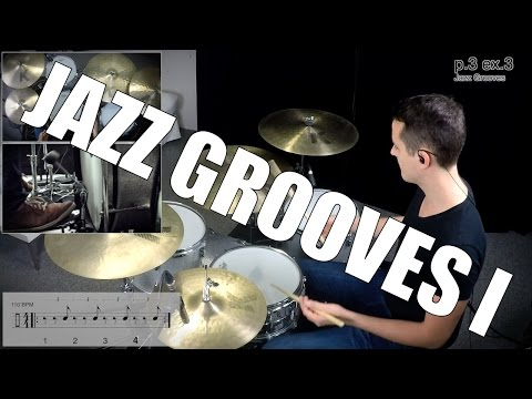 Jazz Grooves I - Daily Drum Lesson