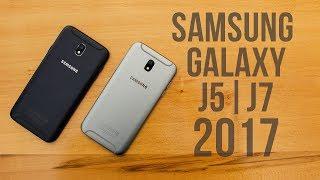 Samsung Galaxy J5 & J7 2017: Review în Română
