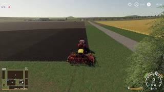 Farming Simulator 19 Kiwi Farm Starter Map S2E5 working on field 4