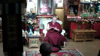 Live a life true to yourself  with Ven. Robina Courtin 01072014