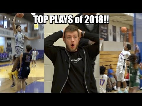 top-plays-of-2018!!-cole-anthony,-bronny-james,-nico-mannion-etc!