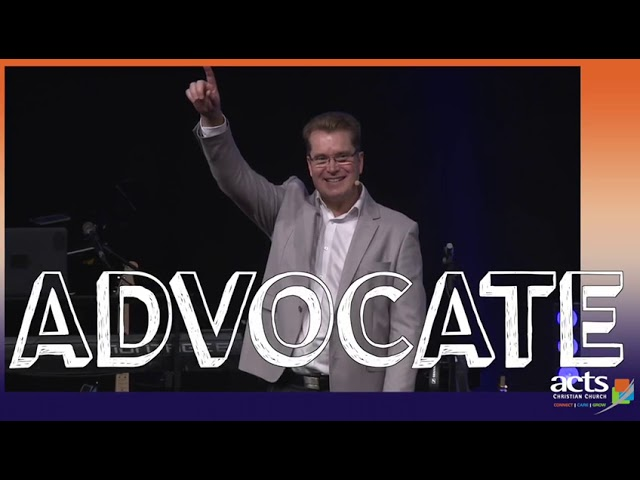Jesus the best advocate | Pastor Peter De Fin