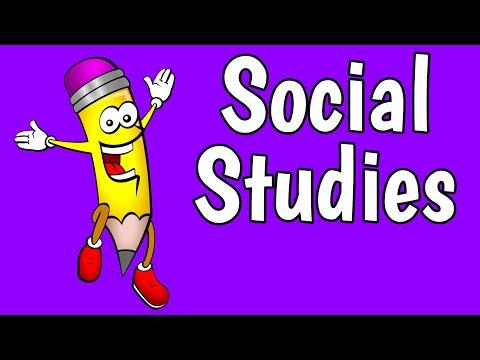 Social Studies Learning Videos for Kids Compilation