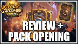 Kobolds & Catacombs Pack Opening + Review