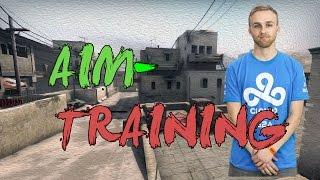 CSGO: Cloud9 n0thing Aim Training