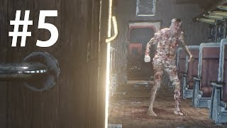 The Evil Within 2 🧠 Part 5 🧠 Exploring the Train Area
