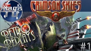 Retro Replays - Crimson Skies #1