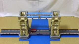 Lego London Tower Bridge Build