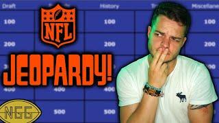 NFL Jeopardy Quiz!