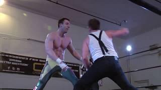 Cross Body Pro Wrestling - Ep 83 - Travis McCabe vs Darko