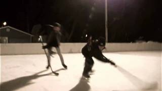 Watch David Francey Skating Rink video