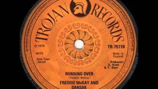 ReGGae Music 597 - Freddie McKay - Running Over [Trojan]