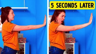 Download 40 FREAKY HUMAN BODY TRICKS YOU'LL DEFINITELY WANT TO TRY Mp3 and Videos