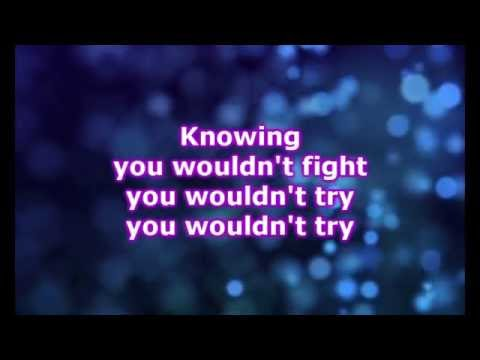 Jana Kramer- The Last Song (Lyrics)