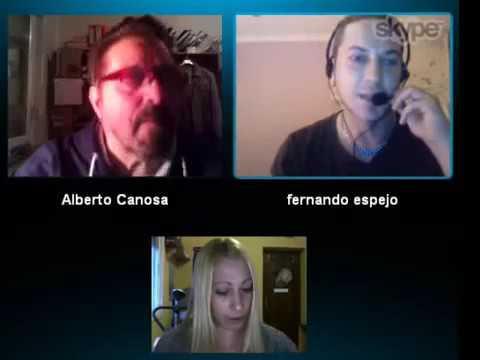 Libre FM Alberto Canosa entrevista sobre últimas investigaciones
