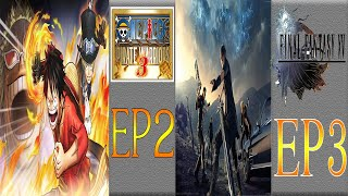 🎮[LIVE ] Magister LIVE - One Piece Pirate Warriors 3 (ตอนที่ 2) + Final Fantasy XV (ตอนที่ 3) 🎮
