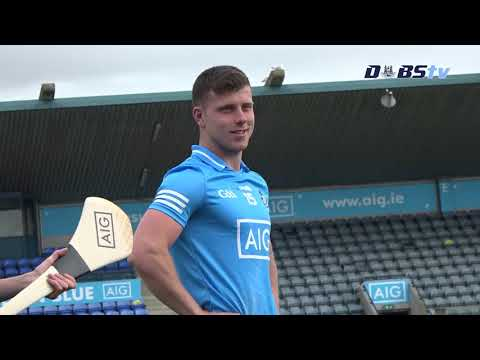 Dublin Senior Hurler Davy Keogh chats to DubsTV at AIG BoxClever Launch