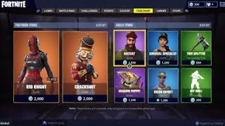 New ITEM SHOP COUNTDOWN |December 11th New Skins - FORTNITE ITEM SHOP LIVE #Itemshop #fortnite #Item
