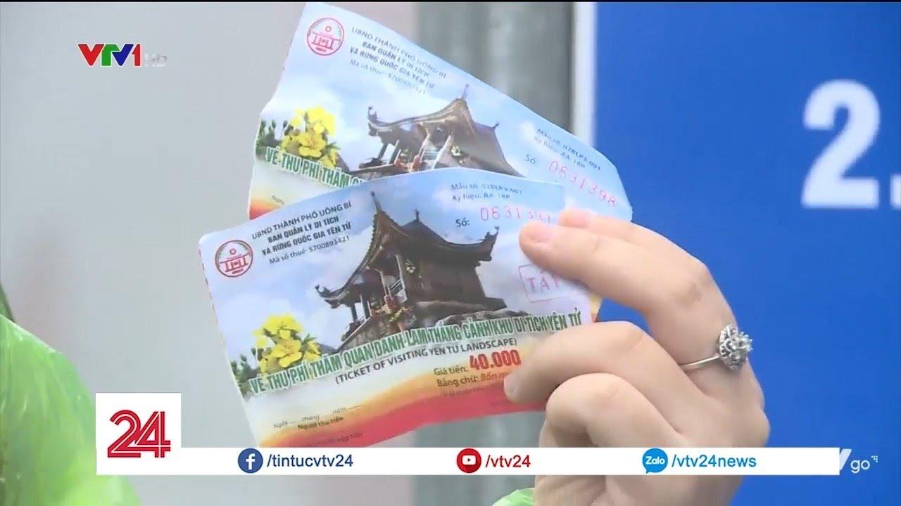 Tranh cãi về trạm thu phí trên đỉnh Yên Tử | VTV24