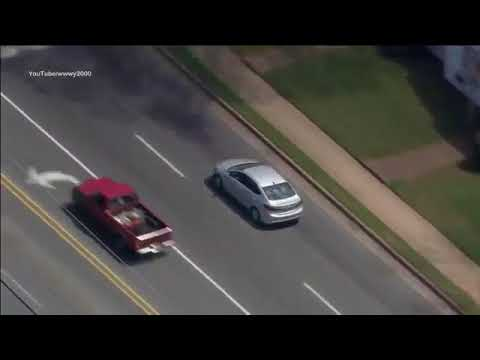 Reco Perry and Tahjah Quarles vs Charlotte Police: High Speed Police Chase - April 11, 2018
