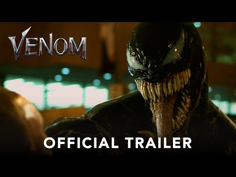 Venom Official Trailer | In Cinemas Oct 5th