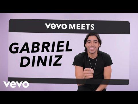 Gabriel Diniz - Vevo Meets: Gabriel Diniz